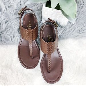 Franco Sarto • Charades Wedge Sandal